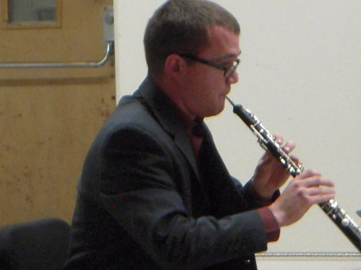 Stuart Breczinski plays 2011 Local Composers Concert