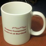 Women Composers Festival Mugs