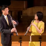 Oboe Duo Agosto performing at 2014 Women Composers Festival of Hartford